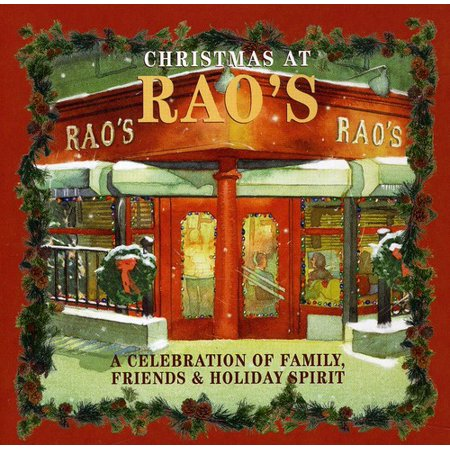 Christmas At RAO's: Celebration Of Family, Friends and Holiday Spirit for $<!---->