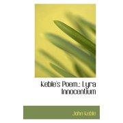 Keble's Poem. : Lyra Innocentium