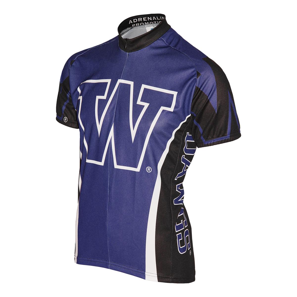 Adrenaline Promotions University of Washington Dawgs Cycling Jersey