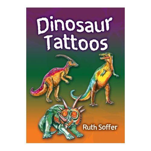 Dover Publications Dinosaur Tattoos