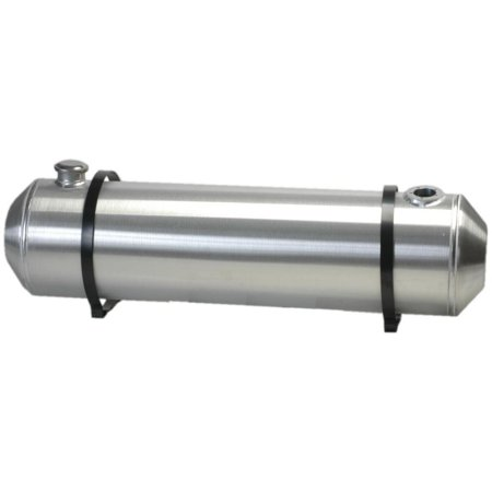 10 Inches X 36 Spun Aluminum Gas Tank 12 Gallons With Sending Unit Flange For Dune Buggy, Sandrail, Hot Rod, Rat Rod, Trike