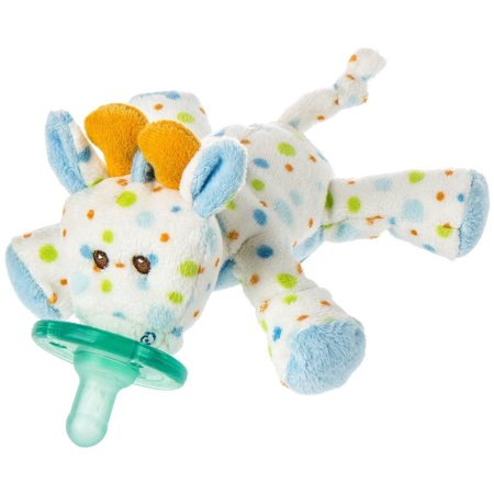 Mary Meyer Wubbanub Pacifier, Stretch Giraffe
