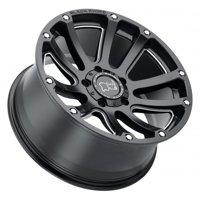 BLACK RHINO HIGHLAND 18x9.5 +12 MATTE BLK Wheel Rim (QTY: 1)