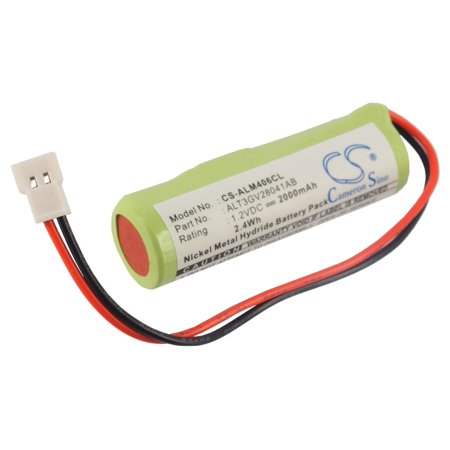 Cameron Sino 2000mAh Battery for Alcatel Bluetooth 4068, 4068IP Touch, 4068 IP