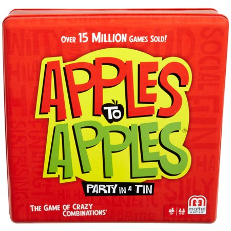 Apples To Apples Party Box The Game Of Hilarious (Best Apples To Apples Cards)