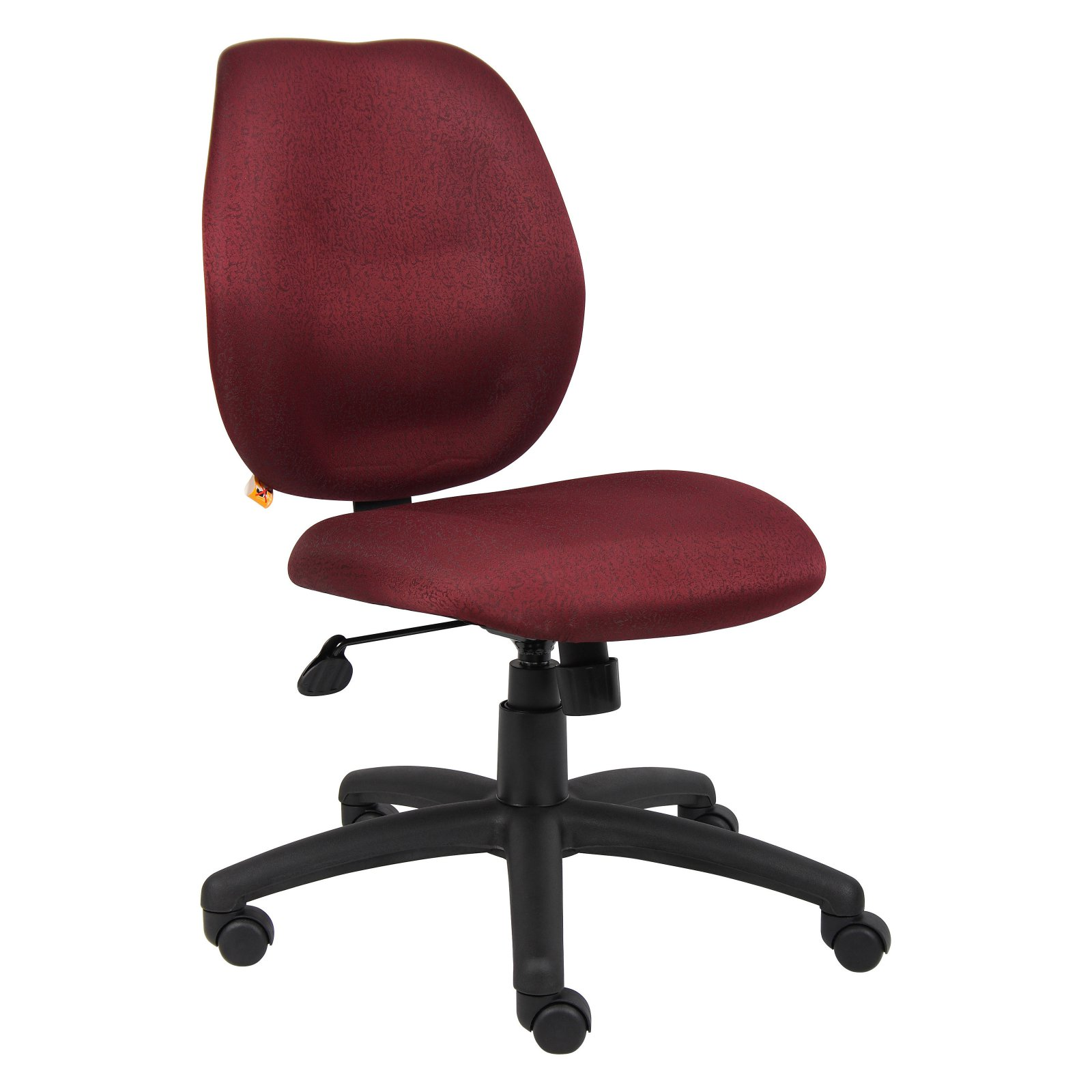 Boss Office & Home Black Mid-back Adjustable Task Chair