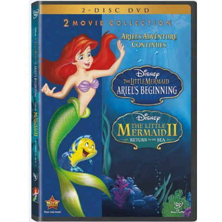 Little Mermaid II And Ariel's Beginning ( (DVD))