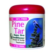 Bronner Brothers Pine Tar Super Gro Conditioner