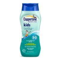 Coppertone Kids Sunscreen SPF 50, 8 Fl Oz
