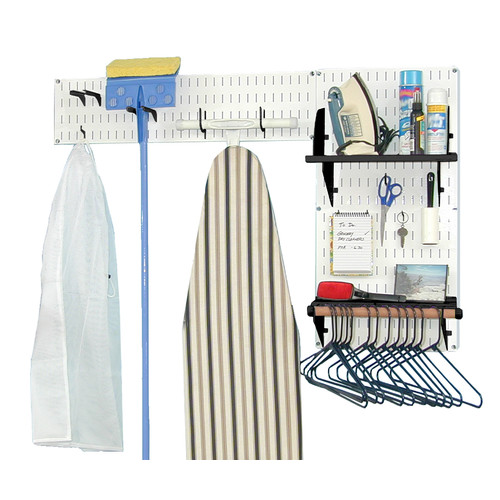 Wall Control Storage & Organization Laundry Room Organizer