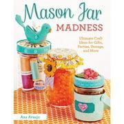 Design Originals 'Mason Jar Madness' Book - Softcover - 49 Pages