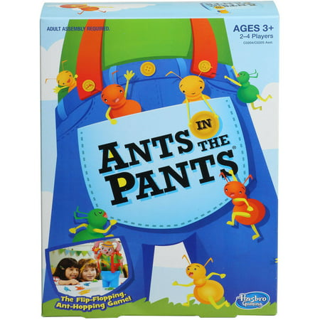 Classic Ants in the Pants Family Game, for Preschoolers Ages 3 and up