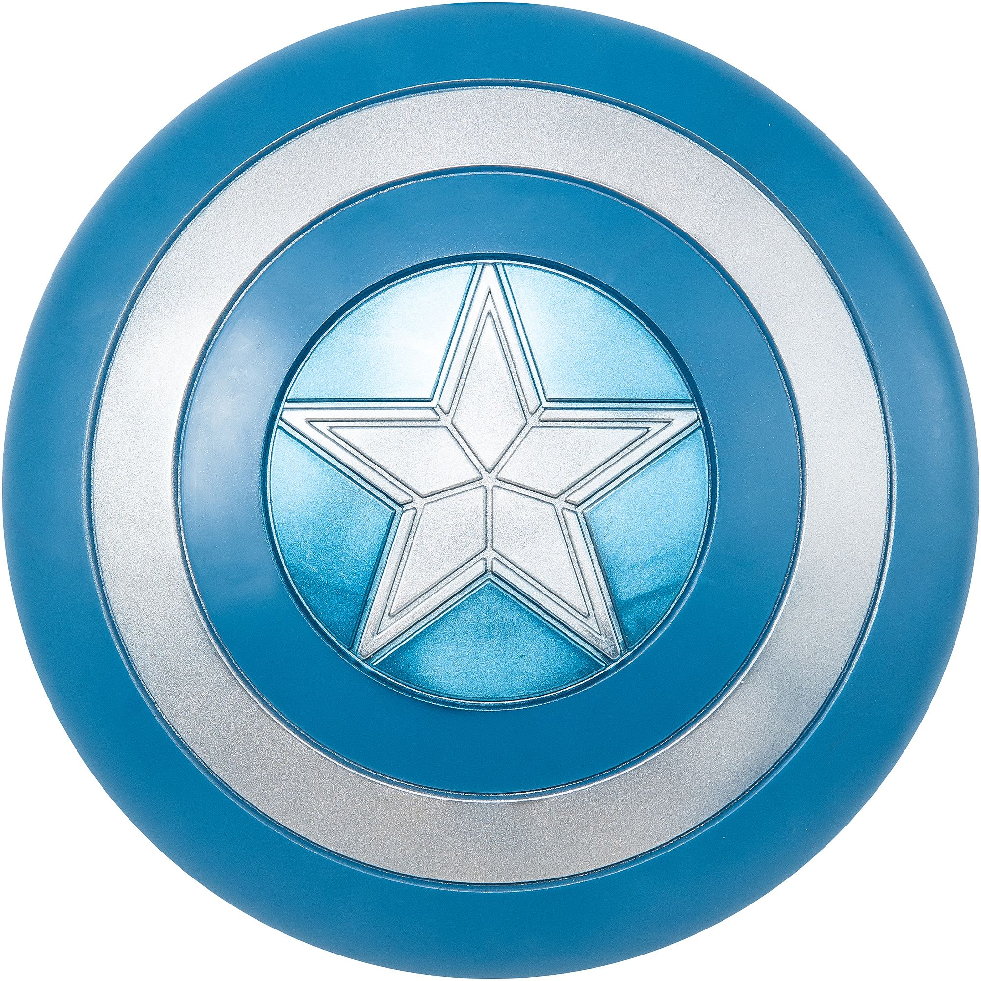 "Child Captain American 12"" Shield Halloween Accessory"