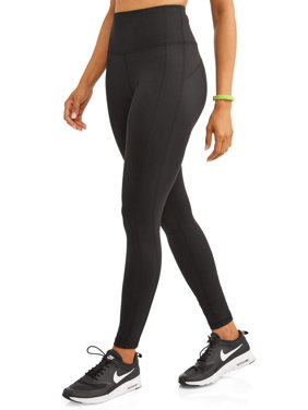 Avia Women's Performance Ankle Tight Pants with Side Pockets