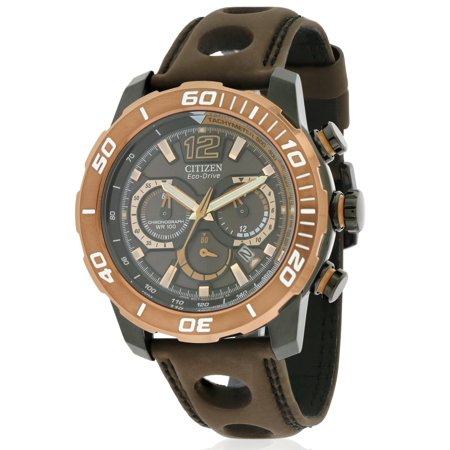 CA4088-00E Eco-Drive Primo Stingray Leather Mens Watch