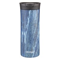 Contigo Couture SNAPSEAL Vacuum-Insulated Coffee Travel Mug, 20 oz, Black Shell