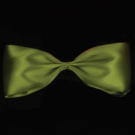 Soft Pine Green Double Face Satin Craft Ribbon .25