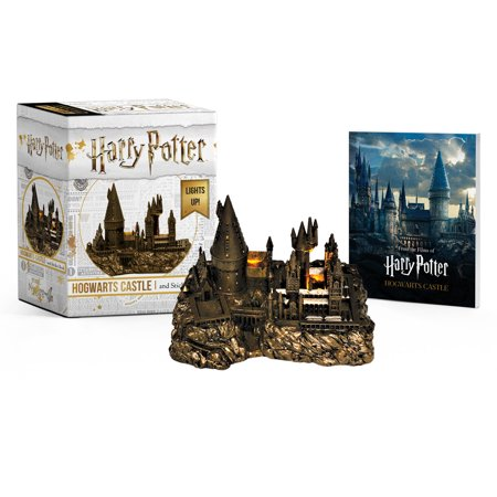 Harry Potter Hogwarts Castle and Sticker Book : Lights - Harry Potters Bday