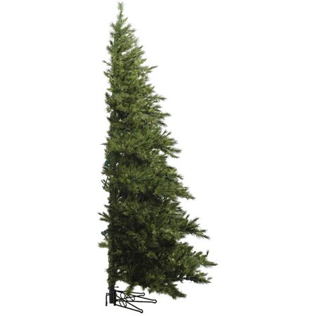 Vickerman 9 Westbrook Pine Half Artificial Christmas Tree With 750 Clear Lights