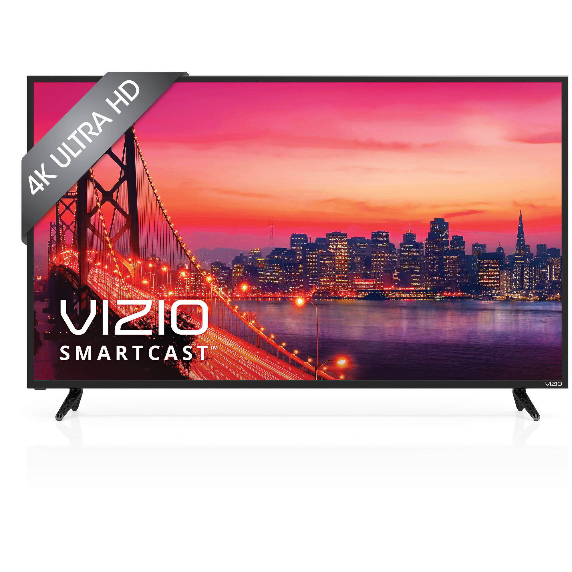 "Vizio SmartCast E 55"" 4K Ultra HD 2160p 16:9 LED-LCD Home Theater Display E55U-D2"