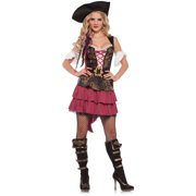 3pc Pirate Costume for Women by LEG AVENUE INC