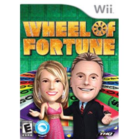 Wheel of Fortune - Nintendo Wii (Refurbished)