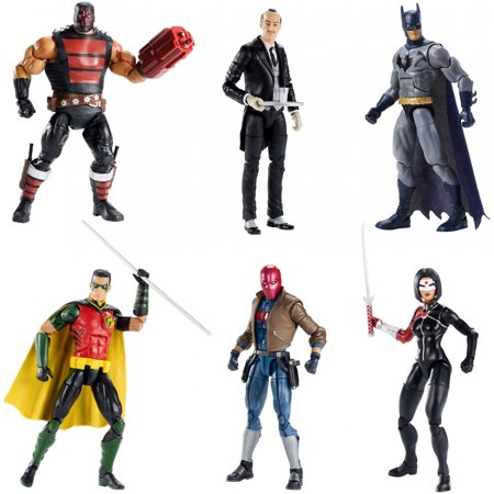 DC Comics Multiverse 6-inch Figure (Styles May Vary)