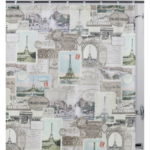 Creative Bath Traveler Shower Curtain by Generic