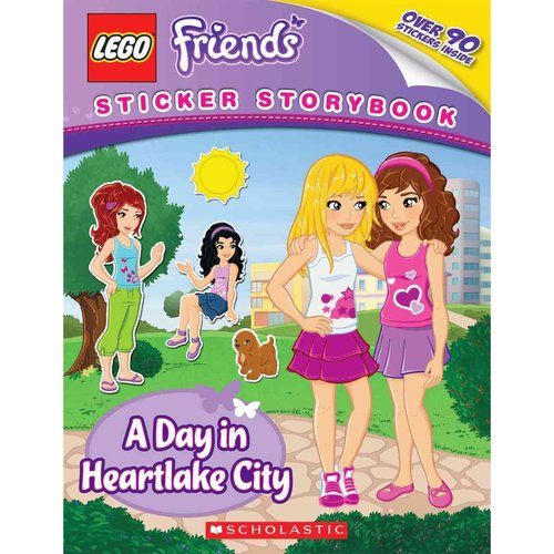 Lego Friends: A Day in Heartlake City