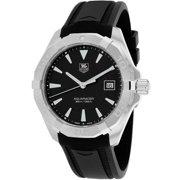 Tag Heuer Men's Aquaracer Watch Quartz Sapphire Crystal WAY1110.FT8021
