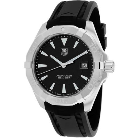 Tag Heuer Men's Aquaracer Watch Quartz Sapphire Crystal WAY1110. FT8021