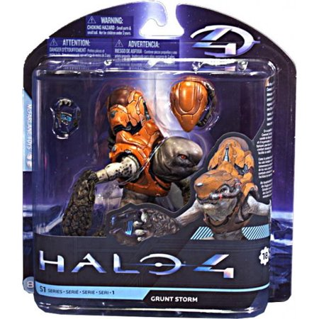 McFarlane Halo 4 Series 1 Grunt Storm Action Figure