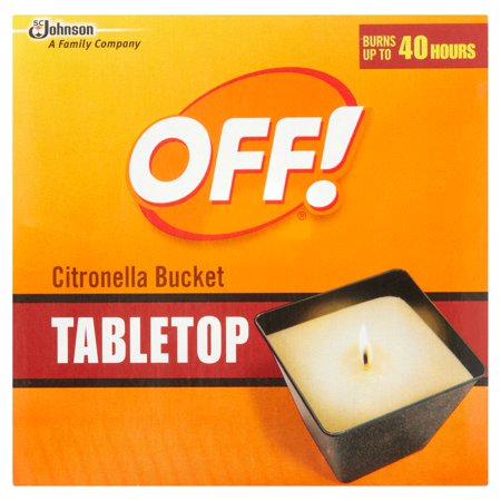 Off  Citronella Bucket  18 Oz