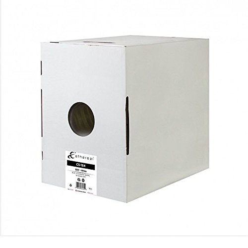 Ethereal Cs-164 16-gauge 4-conductor Speaker Wire, 500ft