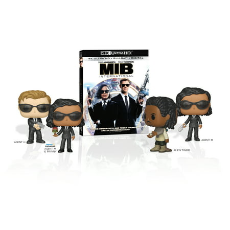 Men In Black: International Funko Gift Set w/Blu-Ray Now $29.96 (Was $64.96)
