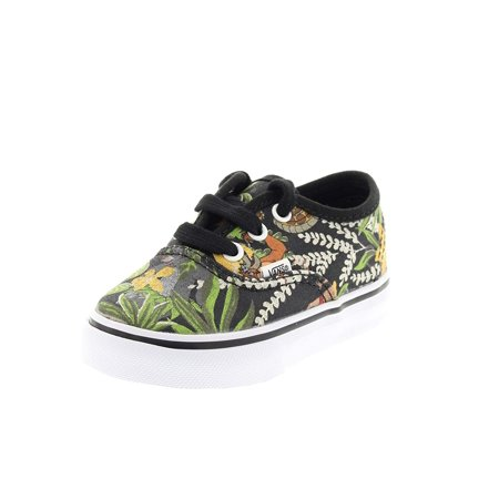 Vans Infant/Toddler Shoes Authentic Disney The Jungle Book Sneakers