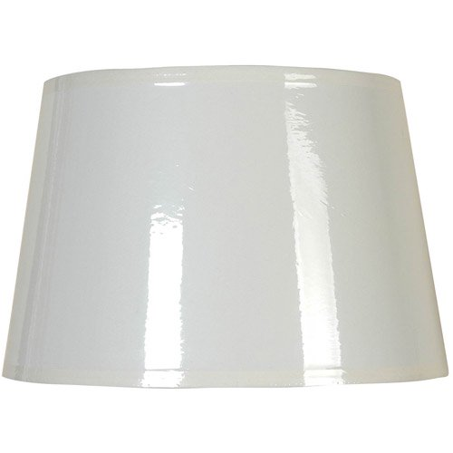 Lamp shades walmart mainstays round fabric lamp shade off white aloadofball Image collections