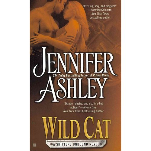 Wild Cat: A Shifters Unbound Novel