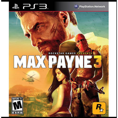 Max Payne 3 (PS3) - Pre-Owned