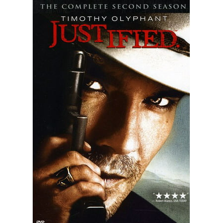 Justified: The Complete Second Season (DVD) ()
