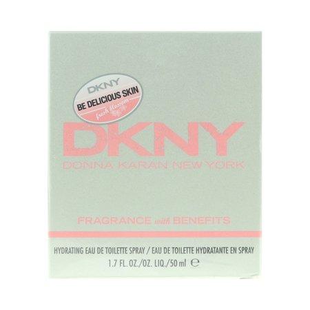 DKNY Be Delicious Skin Fresh Blossom Hydrating Eau De Toilette 1.7Oz/50ml