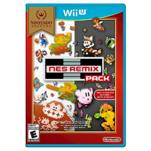 Nintendo Selects: NES Remix Pack Wii-U