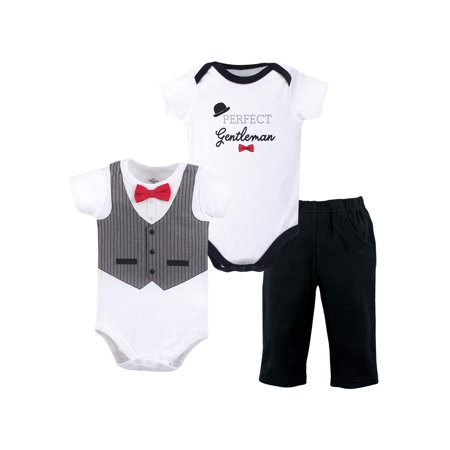 Prince Outfit Toddler (Bodysuits and Pant 3pc Set (Baby)