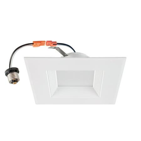 TriGlow 12 Watt Retrofit Downlight Kit 100W Replacement, Fit for 6