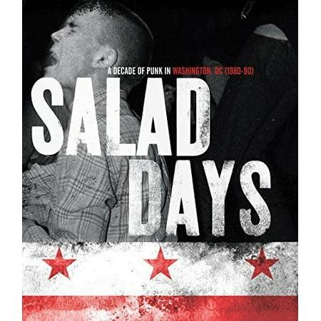 Salad Days: Decade of Punk in Washington DC (Blu-ray)