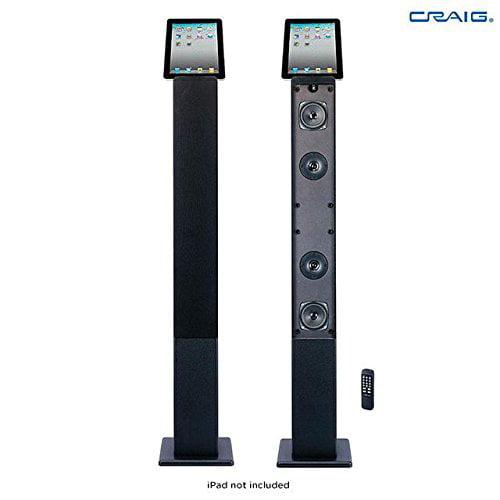 Craig Electronics Craig Tower Speaker Docking System for ...