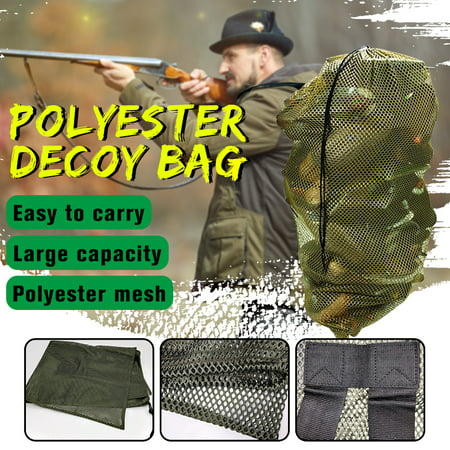 Green Decoy Mesh Bag Net Bag 37.4