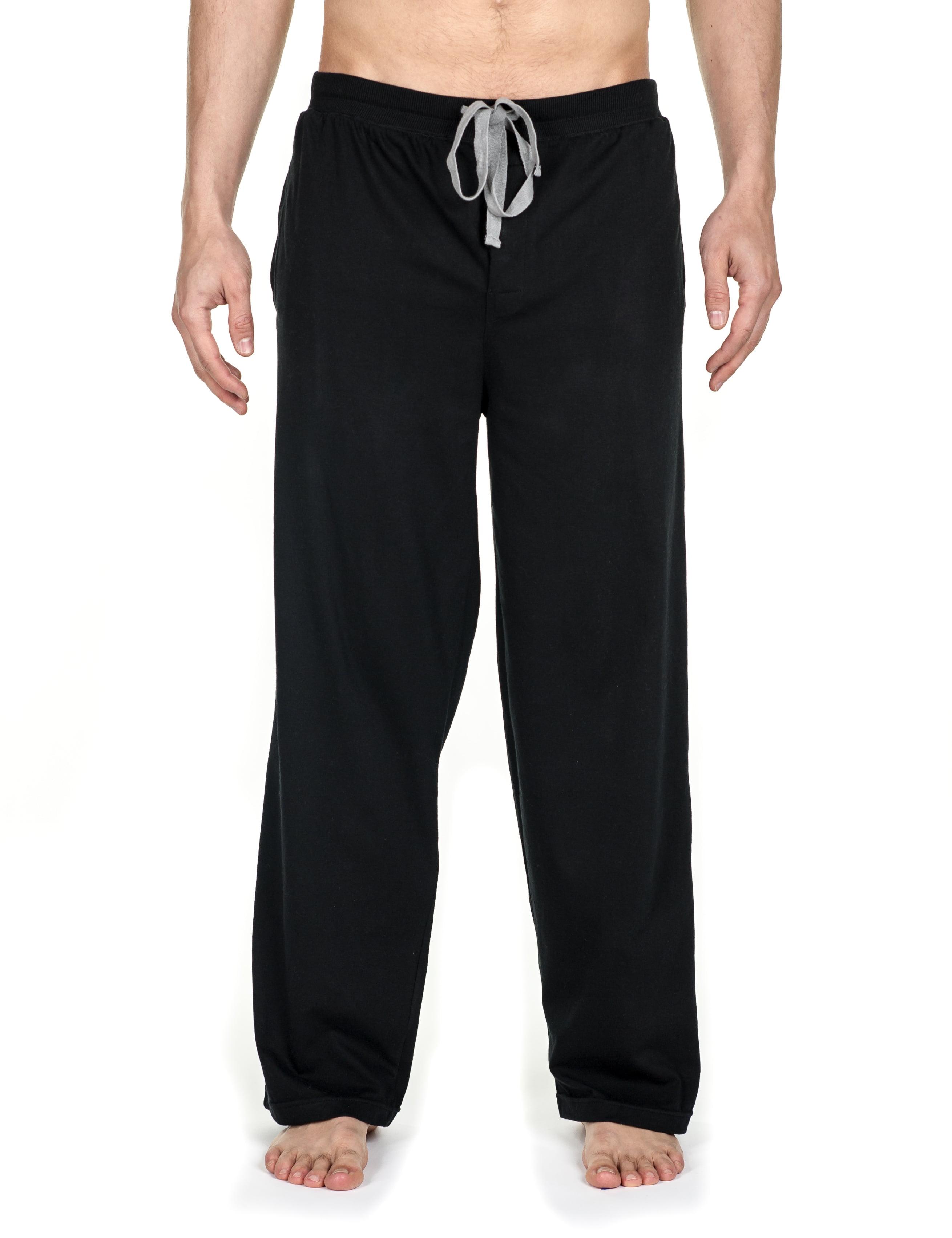 Twin Boat Mens Cotton Blend Knit Lounge/Sleep Pants