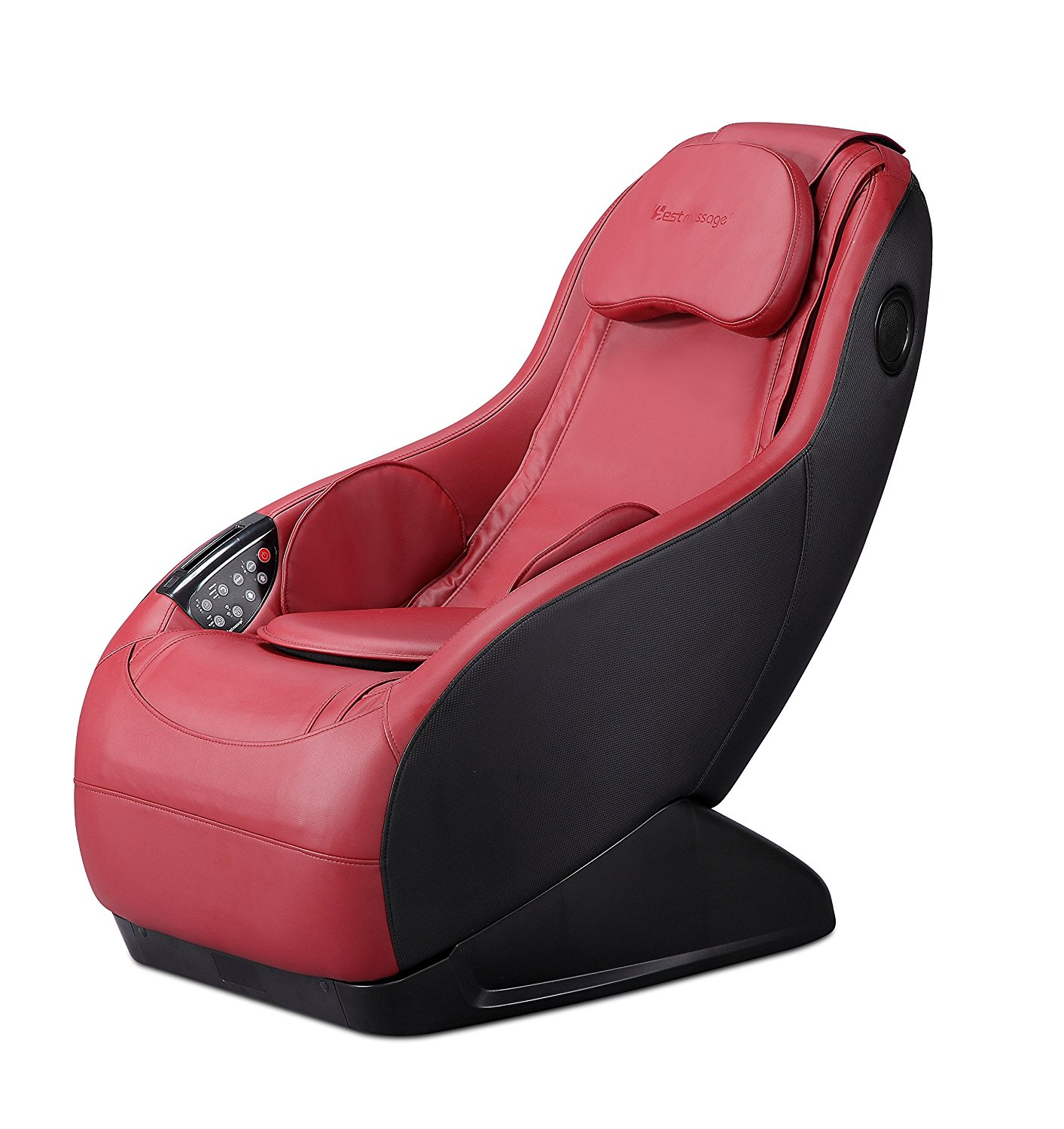 Bestmassage Full Body Gaming Shiatsu Massage Chair Recliner With Heat And  Lon.