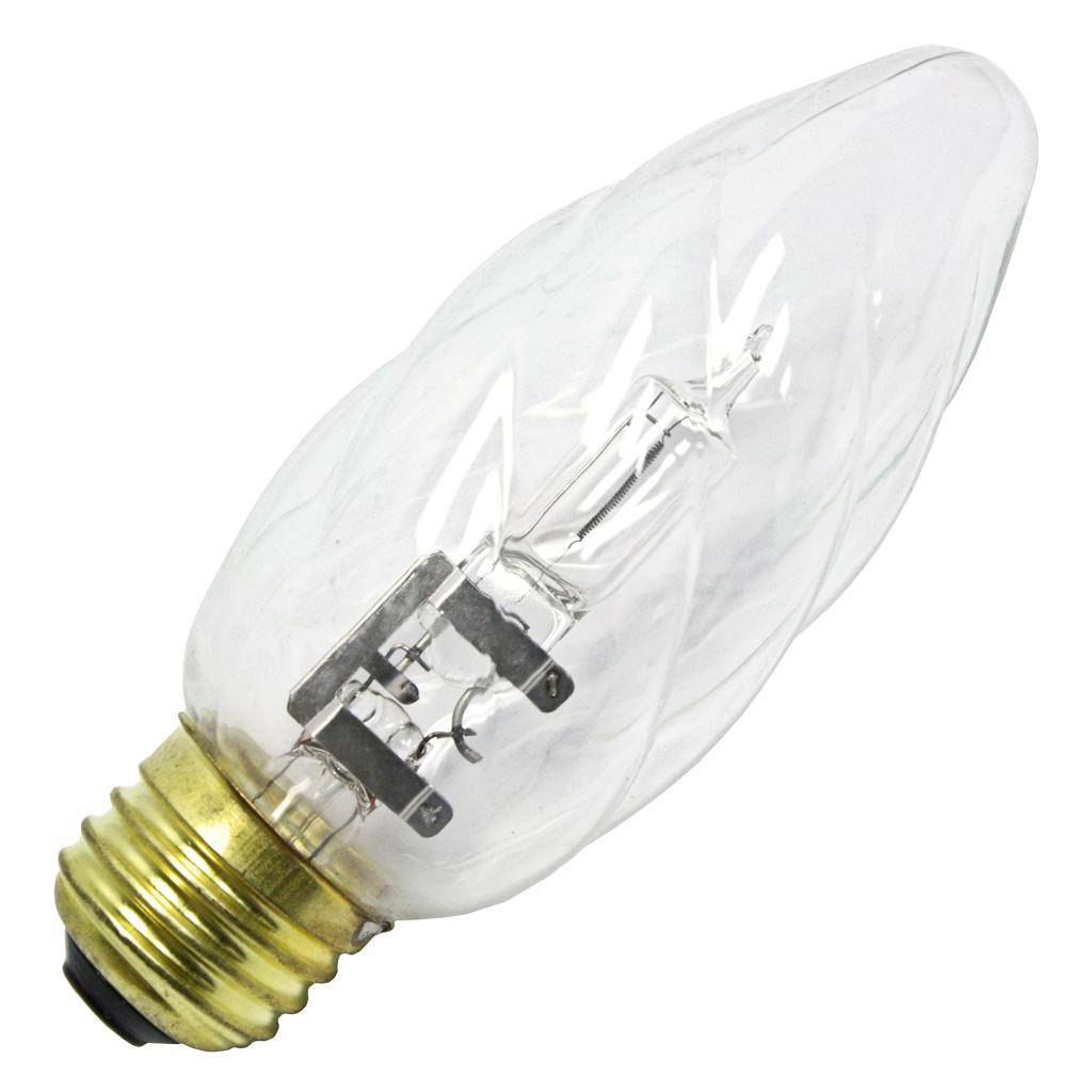 Philips 385518 - BC60F15/HAL/POST TOP Decorative Halogen Light Bulb
